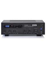 AMC MPA 60, PA mikšerinis stiprintuvas su integruotu audio media grotuvu