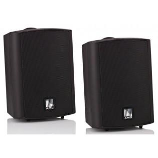 AMC Power Box 5 Black, akustinė sistema su stiprintuvu