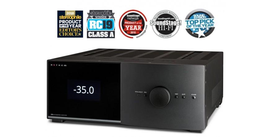 Anthem STR Integrated Black, stereo stiprintuvas su DAC