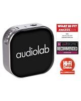 Audiolab M-DAC nano, portabilus ausinių stiprintuvas su Bluetooth aptX