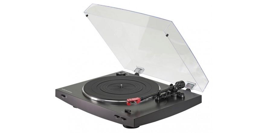 Audio Technica AT-LP3BK, plokštelių grotuvas