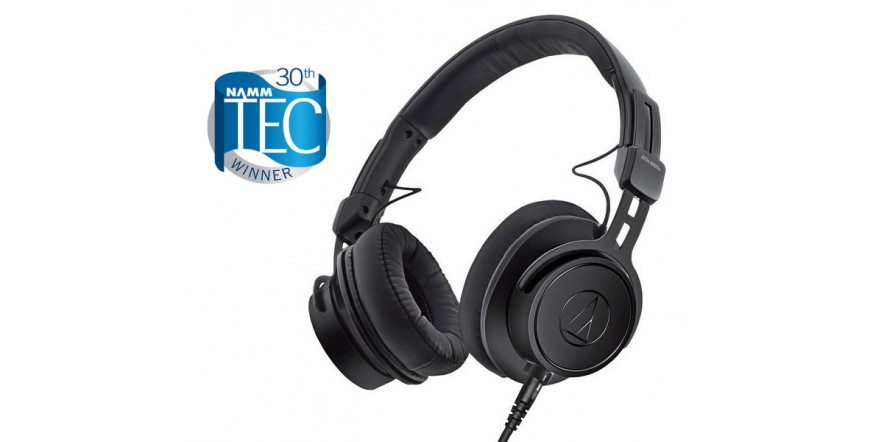 Audio-Technica ATH-M60X, Pro/DJ//Hi-Fi ausinės