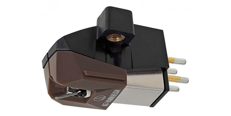 Audio-Technica AT-VM95SH, patefono galvutė