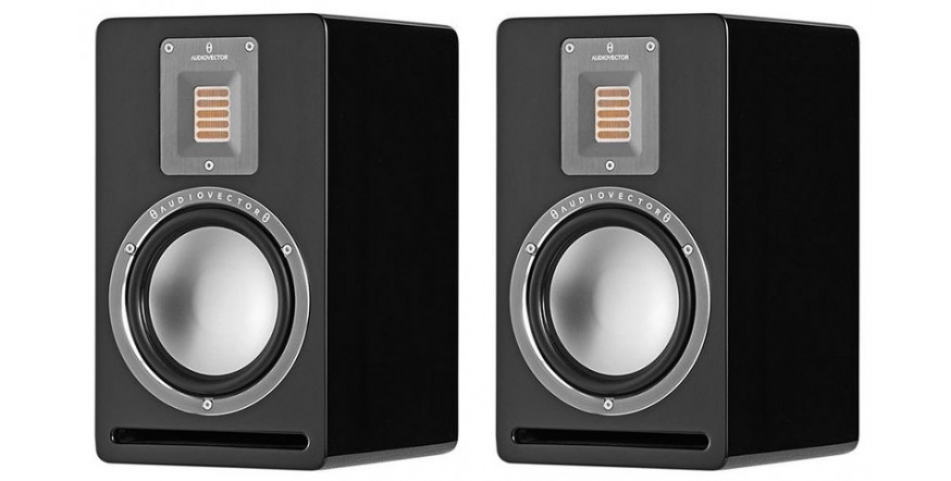 Audiovector QR 1 Black Piano, garso kolonėlės