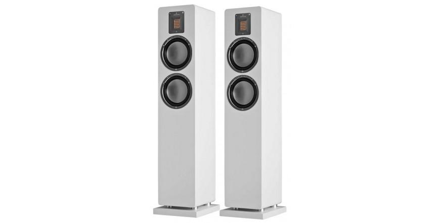 Audiovector QR 3 Siky White, kolonėlės