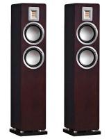 Audiovector QR 3 Dark Walnut, garso kolonėlės