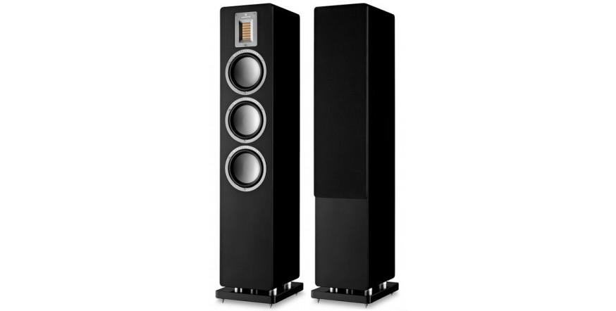 Audiovector QR 5 Black Piano, garso kolonėlės