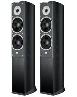 Audiovector SR 3 Black Ash, garso kolonėlės