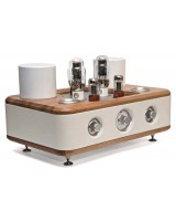 Auris Audio Adagio 300B White, lempinis stereo stiprintuvas