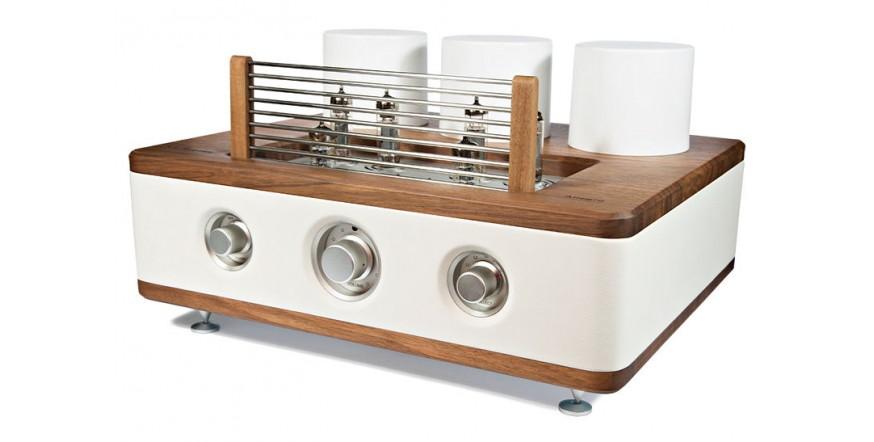 Auris Audio Allegro, lempinis stereo stiprintuvas
