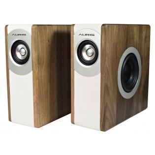 Auris Audio Poison 1 White, garso kolonėlės