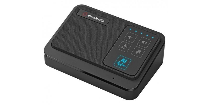 AVerMedia AS311, konferencinis USB  garsiakalbis - mikrofonas