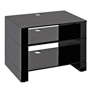 Blok STAX 450 Black Glos/Black, stovas Hi-Fi garso aparatūrai