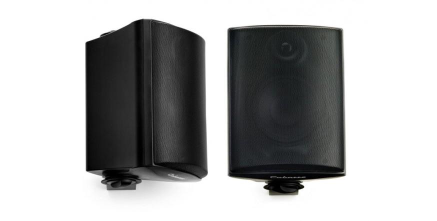 Cabasse ZEF 17 Black, garso kolonėlės