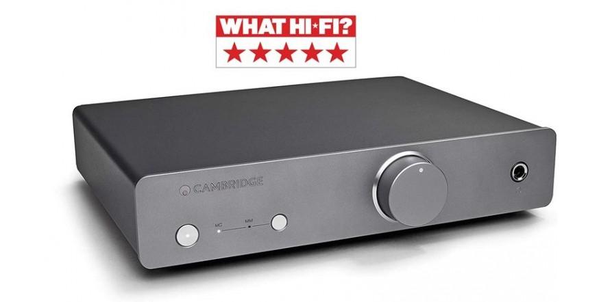 Cambridge Audio Alva Duo, MM/MC Phono korektorius su ausinių stiprintuvu