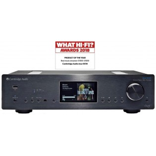 Cambridge Audio Azur 851N, tinklinis grotuvas, DAC, pradinis stiprintuvas