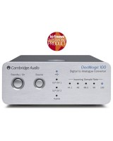 Cambridge Audio DacMagic 100 Silver, DA keitiklis (DAC)