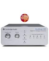 Cambridge Audio DacMagic 100 Silver, DA keitiklis (DAC)