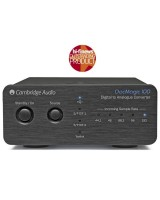 Cambridge Audio DacMagic 100 Black, DA keitiklis (DAC)