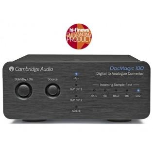 Cambridge Audio DacMagic 100 Black, DA keitiklis (DAC)