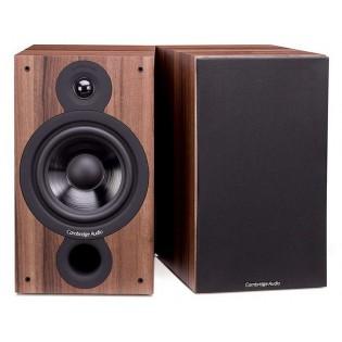 Cambridge Audio SX60 Walnut, garso kolonėlės