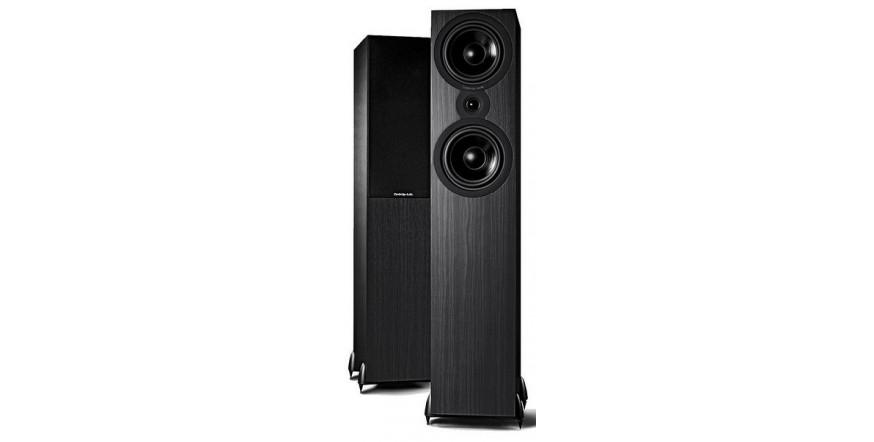 Cambridge Audio SX80 Black, garso kolonėlės