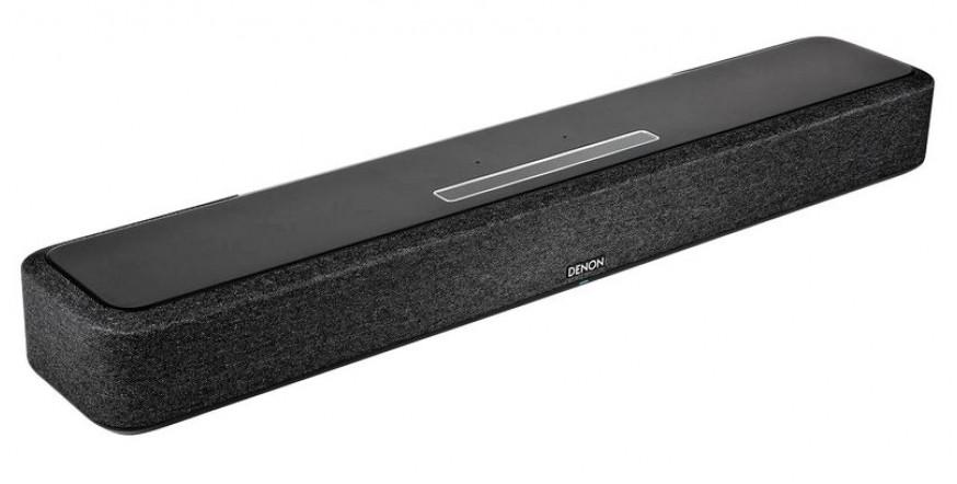 Denon Home Soundbar 550, soundbar garso kolonėlė su stiprintuvu ir media grotuvu