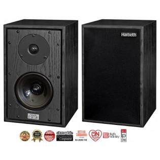 Harbeth P3ESR Black, garso kolonėlės