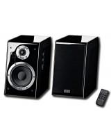 Heco Ascada 2.0 Piano Black, Bluetooth aktyvios garso kolonėlės su DAC