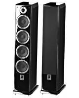 Heco Ascada 600 Tower Piano Black, Bluetooth aktyvios garso kolonėlės su DAC
