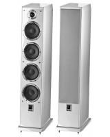 Heco Ascada 600 Tower Piano White, Bluetooth aktyvios garso kolonėlės su DAC