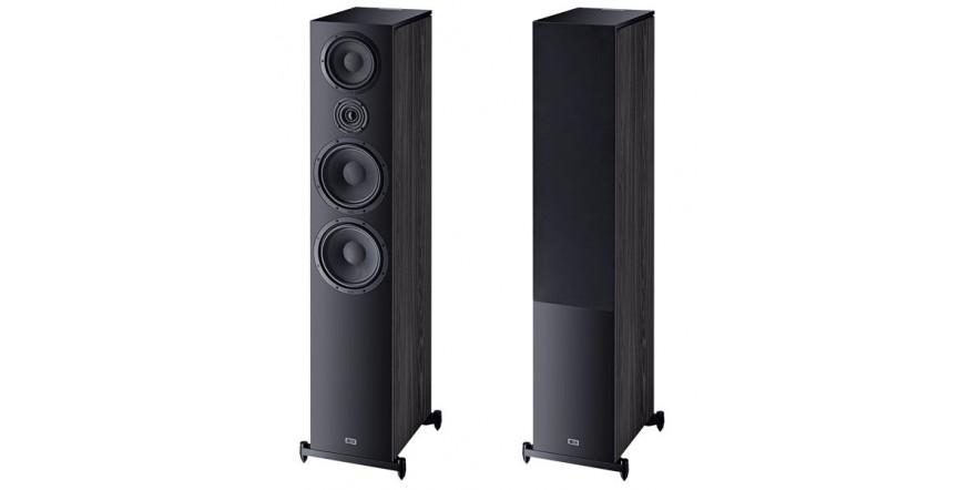 Heco Aurora 1000 Black, garso kolonėlės