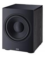 Heco Aurora Sub 30A Ebony Black, žemų dažnių garso kolonėlė