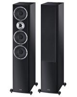 Heco Elementa 700 Black, garso kolonėlės