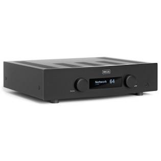 Hegel H190 Black, stereo stiprintuvas su DAC ir media grotuvu