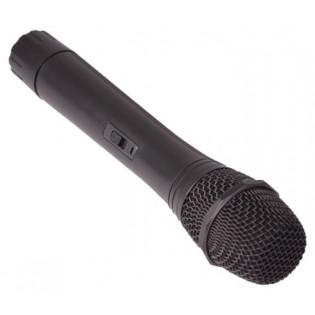 Ibiza Port UHF-Hand, belaidis rankinis mikrofonas - siųstuvas
