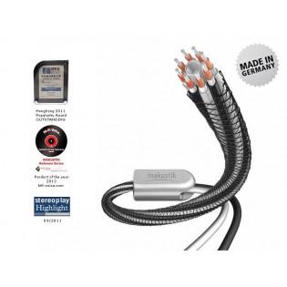 Inakustik Referenz LS-603, kabelis