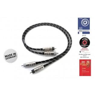 Inakustik Referenz NF-202 stereo set 1.2m, linijinis kabelis