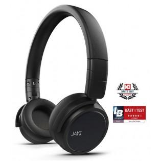 Jays x-Five Wireless Black, Bluetooth ausinės