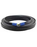 Kramer C-HM/HM/FLAT/ETH-75, 22.8m HDMI kabelis