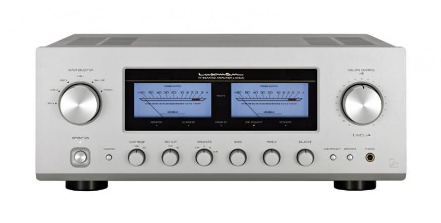 Luxman L-505uX II, stereo stiprintuvas