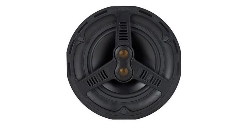 Monitor Audio AWC280-T2, įmontuojamas stereo garsiakalbis atviram laukui