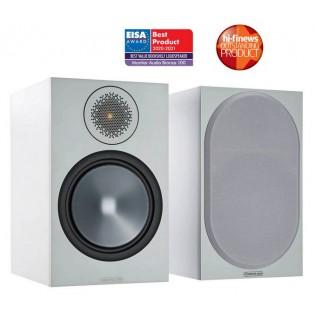 Monitor Audio Bronze 100 White, garso kolonėlės