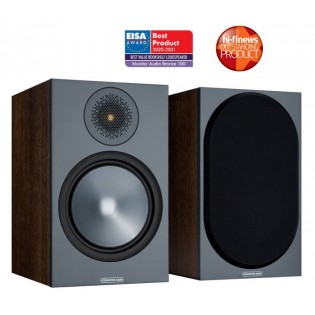 Monitor Audio Bronze 100 Walnut, garso kolonėlės