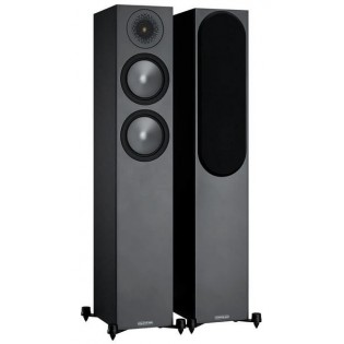 Monitor Audio Bronze 200 Black, garso kolonėlės