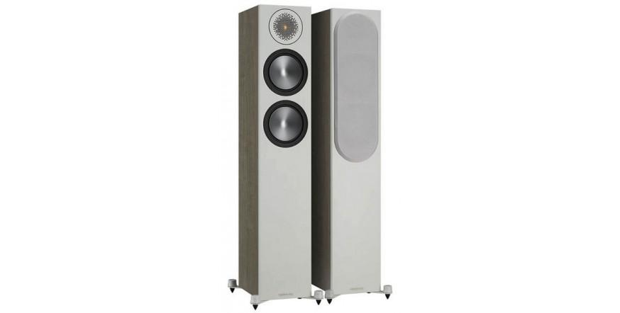 Monitor Audio Bronze 200 Urban Grey, garso kolonėlės