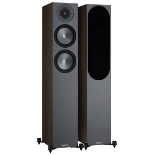 Monitor Audio Bronze 200 Walnut, garso kolonėlės