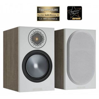 Monitor Audio Bronze 50 Urban Grey, garso kolonėlės