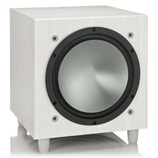 Monitor Audio Bronze W10 White, žemų dažnių kolonėlė