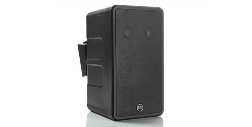 Monitor Audio Climate CL60T2 Black, stereo garso kolonėlė laukui